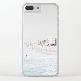 Ocean Coast Clear iPhone Case
