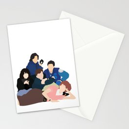 Breakfast Club Stationery Cards