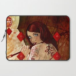 Lucky Number 9 Laptop Sleeve