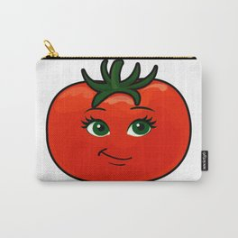 The Volunteer Tomato Carry-All Pouch