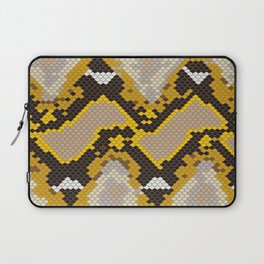 Reticulated Python Ver.2 Laptop Sleeve