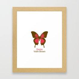 Ulysses Butterfly 8 Framed Art Print