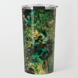 Star Burst II Travel Mug