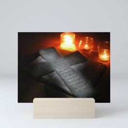 Lord's Prayer Mini Art Print