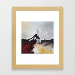 Rift Framed Art Print