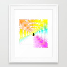 15-94-23 (The Roach) Framed Art Print