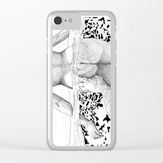 The Swim Clear iPhone Case