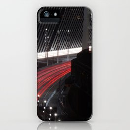 San Francisco Bay Bridge opening iPhone Case