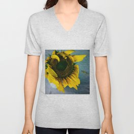 inspiration in simple things Unisex V-Neck
