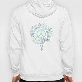 Peace is the way Hoody