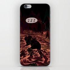 Good sleep iPhone & iPod Skin