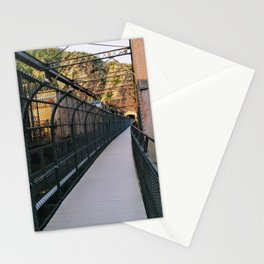 Bridge over Harper's Ferry Stationery Cards