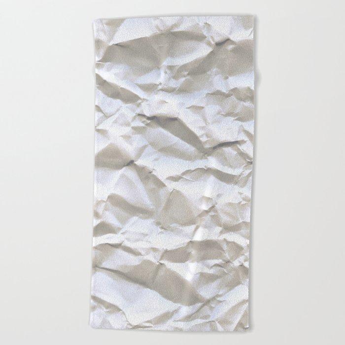 White Trash Beach Towel
