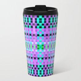 Calypso Tartan / Uva Travel Mug