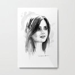 Clara Metal Print