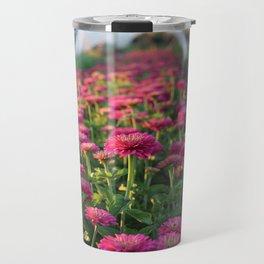 Flower Farm Travel Mug