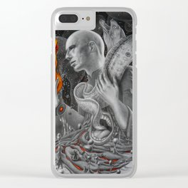 Phoenix Clear iPhone Case