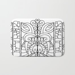 Threshold Guardian Bath Mat