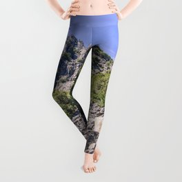 Yosemite Park Rocks Leggings