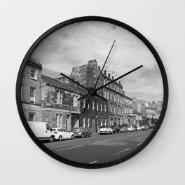 Leith Edinburgh 1 Wall Clock