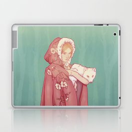 Arctic Lady Laptop & iPad Skin