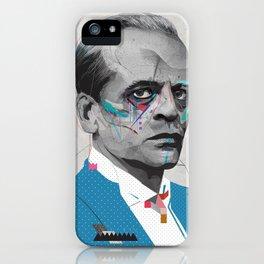 Klaus Kinsky iPhone Case