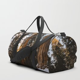 Giant Forest Bench Duffle Bag