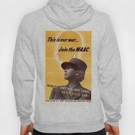 This Is Our War Hoody