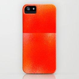 Sunburn iPhone Case