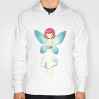 tooth Hoodies featuring Tooth Fairy by Freeminds
