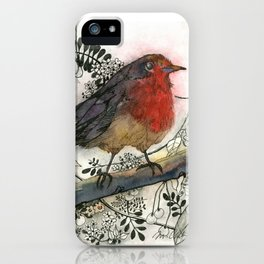 Just Be iPhone Case