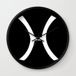 Pisces II Wall Clock