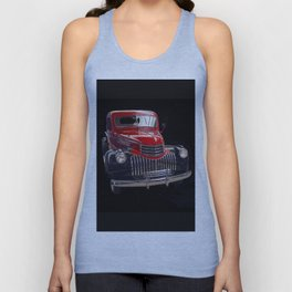 Classic Chevy Truck Unisex Tank Top