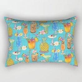 Harry's Hawaii Rectangular Pillow