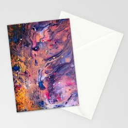 Spatial Symphony Stationery Cards
