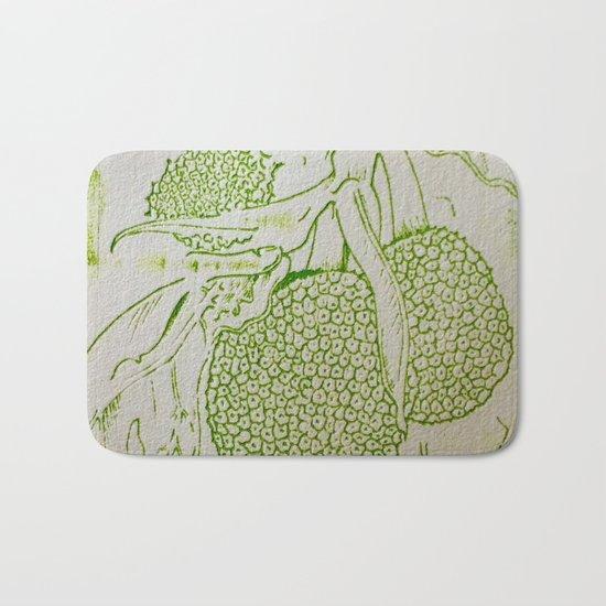 Breadfruit Bath Mat