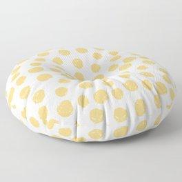 circles (24) Floor Pillow