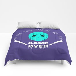 Game Over Comforters