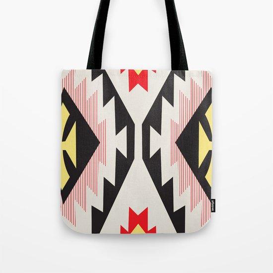 American Native Pattern No. 45 Tote Bag