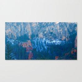 Oak Creek Peaks Canvas Print