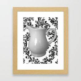 Pitchery Framed Art Print