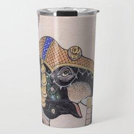 Shah & Elephant Travel Mug