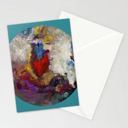 """Odilon Redon """"La roue de la fortune"""" Stationery Cards"""