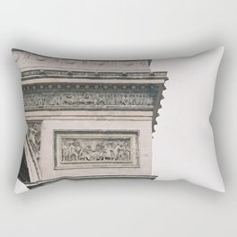 Arc de triomf Rectangular Pillow