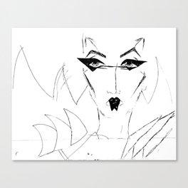 Futuresque Canvas Print