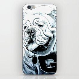 Uga the Bulldog iPhone Skin