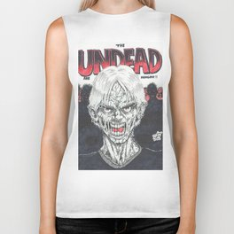 The Undead Are Hungry Biker Tank