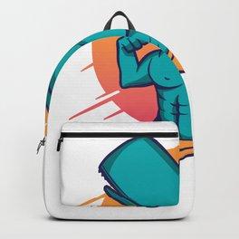 muscular Wal Backpack