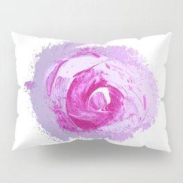 pink flower Pillow Sham