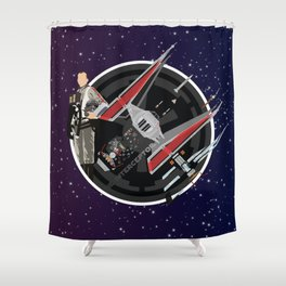 IMPERIAL dissect #2 Shower Curtain